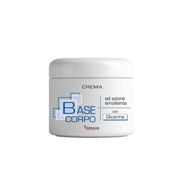 Crema Base Neutra Farmazan. Vaso da 500 ml